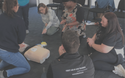 Wellington First Aid Course